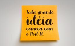 Como o Post-it® foi inventado?