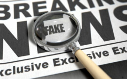 Nas descobertas científicas, como separar as fakes das news?