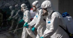 Avalan químicos para combatir Covid-19 en CDMX