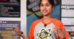 Una niña de 13 años construye equipos que generan energía limpia por solo $5 USD