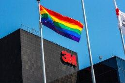 Amamos ser diferentes: 3M Pride
