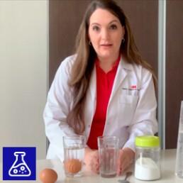 3M Ciencia en Casa - Huevos Flotantes