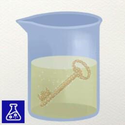 ¿Cómo se derrite un ácido?