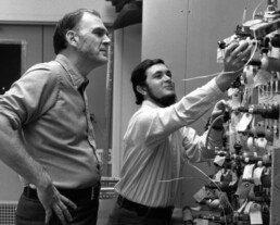Sherwood Rowland y Mario Molina